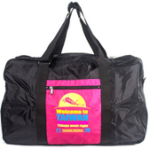 YESON - 可折疊旅行購物袋 - 二色可選528-23紅