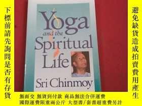 二手書博民逛書店Yoga罕見and the Spiritual LifeY19672