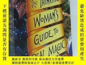 二手書博民逛書店The罕見Thinking Womans Guide to Re