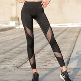 褲女緊身高腰提運動外穿薄款彈力跑步速乾九分健身褲 童趣潮品