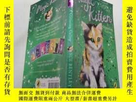 二手書博民逛書店Magic罕見Kitten #8 Glittering Gallo魔法小貓 #8 閃Y212829