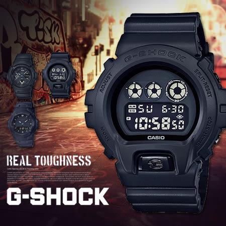 G-SHOCK DW-6900BB-1 手錶 DW-6900BB-1DR