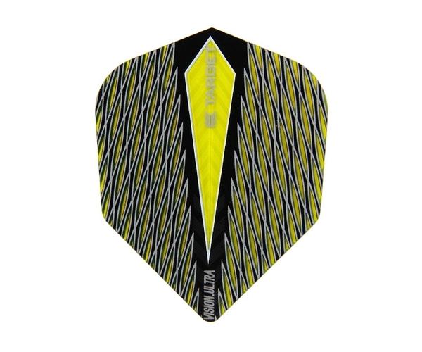 【TARGET】VISION ULTRA SHAPE QUARTZ Yellow 331720 鏢翼 DARTS
