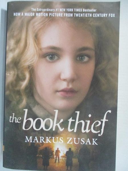 【書寶二手書T2/歷史_IQ8】The Book Thief_Zusak, Markus/ White, Trudy (ILT)