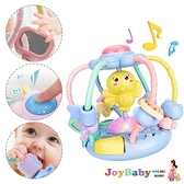 嬰兒玩具小雞音樂故事機牙膠手搖鈴益智早教手抓球-JoyBaby