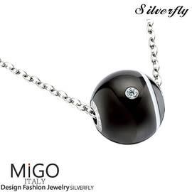 《 SilverFly銀火蟲銀飾 》【MiGO】鍾情-男墜