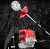 割草機 二沖程背負式小型割灌機多功能農用汽油開荒除草機收割機 第六空間 igo