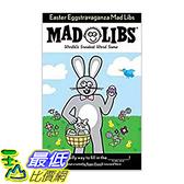 [106美國直購] 2017美國暢銷書 Easter Eggstravaganza Mad Libs