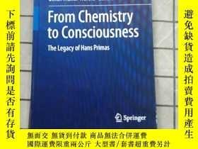 二手書博民逛書店From罕見Chemistry to Consciousness : The Lega... 進口原版 Y26