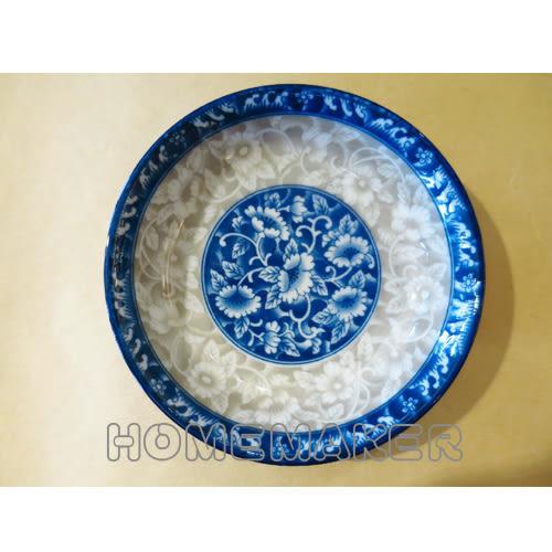 青花瓷盤 3.75寸_C-62311