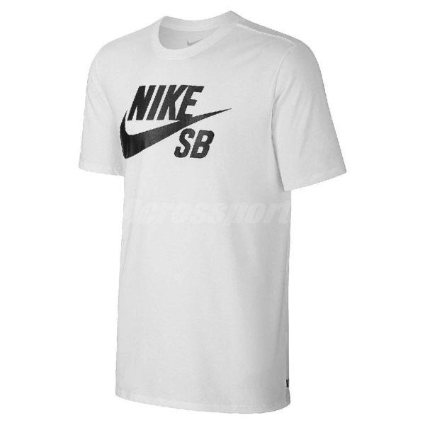 Nike T恤SB Logo Tee白黑經典款式基本款男款短袖上衣PUMP306 821947-100