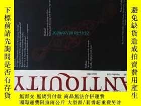 二手書博民逛書店Antiquity罕見(journal) VOI 85 NO 328 JUNE 2011 考古學古物古代Y14