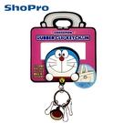 【日本正版】哆啦A夢 夾式鑰匙圈 造型鑰匙圈 鑰匙圈 小叮噹 DORAEMON - 045413