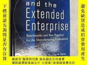 二手書博民逛書店Logistics罕見and the Extended Ente