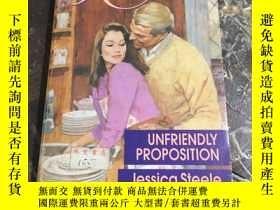 二手書博民逛書店Harlequin罕見Romance:UNFRIENDLY PR