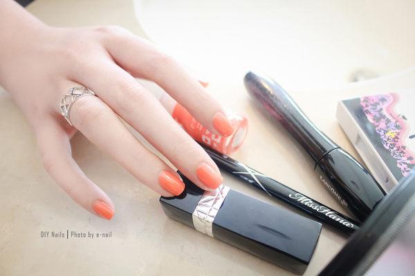 e-nail~【P220 / 蜜桃寶貝】可剝式 水指甲 / 健康水性指甲油