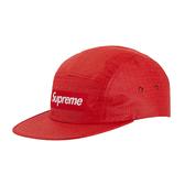 【現貨】CLSK-Supreme FUCK EVERYBODY JACQUARD CAMP CAP 紅 五分割帽 經典 SS19H109