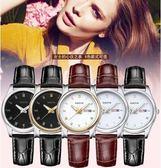 手錶女士時尚潮流情侶手錶女士防水學生韓版簡約休閒大氣石英男錶2018新款