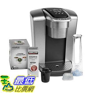 [7美國直購]  膠囊咖啡機 Keurig K-Elite C Single Serve Coffee Maker, 15 K-Cup Pods and My K-Cup Reusable Coffee Filter