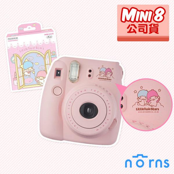 Norns 雙子星 日本限定版 kiki&Lala Mini8 公司貨 一年保固Fujifilm instax mini 8拍立得相機