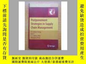 二手書博民逛書店Risk罕見Management of Supply and C