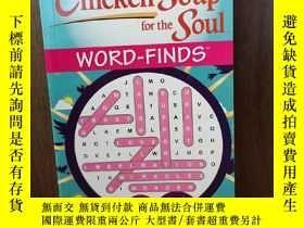 二手書博民逛書店CHICKEN罕見SOUP FOR THE SOUL:WORD-