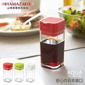 AQUA可調控醬油罐(紅)