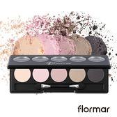 法國Flormar 奧賽美術 眼影盤-008銀河灰(61g)