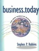 二手書博民逛書店 《Business.today: The New World of Business》 R2Y ISBN:0030313228│South-Western Pub