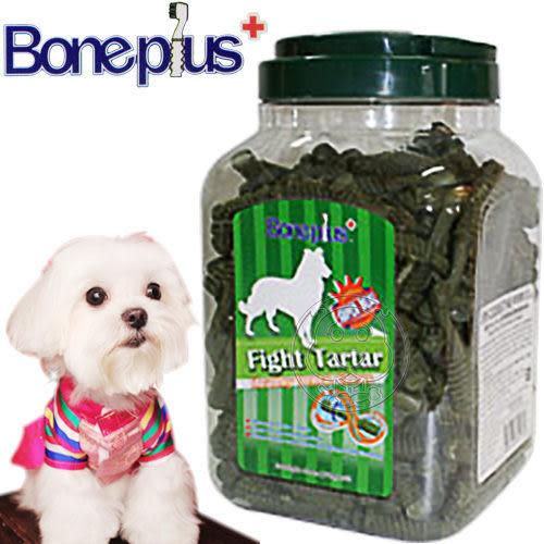 【 培菓平價寵物網 】英國Bone Plus《超效螺旋動能雙刷頭潔牙骨》S│M│L 家庭號送零食