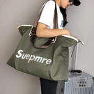 帆布托特包輕便手提袋大容量女包單肩手提包旅行包【小檸檬3C數碼館】