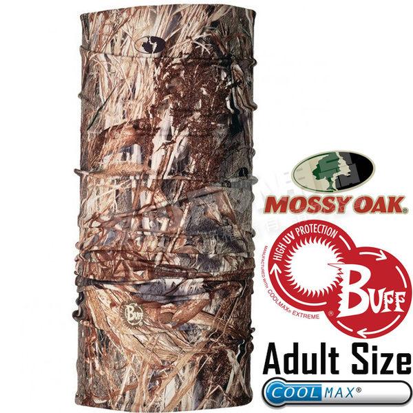 BUFF 113595 Adult High UV Pro創意魔術頭巾 Mossy Oak授權系列 Coolmax防臭抗菌圍巾