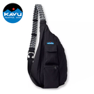 【KAVU】923 休閒肩背包 Rope Bag (12oz) #20 / 城市綠洲 (單肩包、帆布包、斜背、美國品牌)