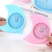 創意學生兒童鬧鐘床頭座鐘台鐘電子個性時鐘工藝鐘客廳小擺件鐘表【購物節限時優惠】