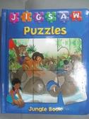 【書寶二手書T8/少年童書_IQE】Jungle Book(Jigsaw Puzzles)