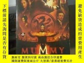 二手書博民逛書店The罕見Mummy Tomb of the Dragon Em