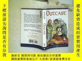 二手書博民逛書店OUTCAST罕見(01)Y203004