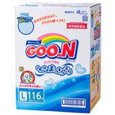 GOO.N 日本大王尿布/紙尿褲境內彩盒版(2包入)L 58片(送禮首選)