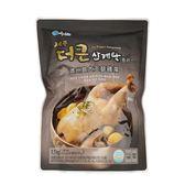 韓國 濟州島大王蔘雞湯 1100g【庫奇小舖】