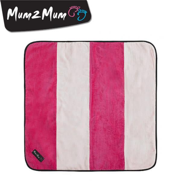 紐西蘭 MUM 2 MUM 時尚防水換尿布墊 粉紅/桃紅