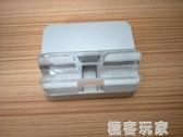 手機防盜器展示架托水晶小米立式體驗臺底座櫃臺演示機壓克力支架 極客玩家