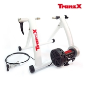 Tranz X 磁阻式訓練台JD-118 白色 / 城市綠洲(健身車、立車架、自行車訓練器)
