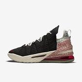 Nike Lebron Xviii Ep [CQ9284-008] 男鞋 籃球鞋 LBJ 十八代 運動 緩震 支撐 黑紅