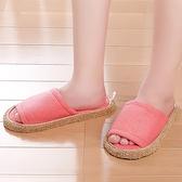 日本LEC擦地拖鞋 細纖維保暖擦地居家拖鞋多用途木地板清潔拖鞋 向日葵生活館