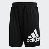 Adidas 4KRFT SPORT 9 男款黑色運動短褲-NO.DU1592