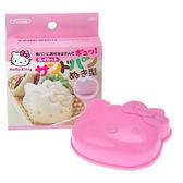 BabyPark HELLO KITTY 吐司模具 吐司切邊壓模器 口袋吐司器 壓模工具 日本製