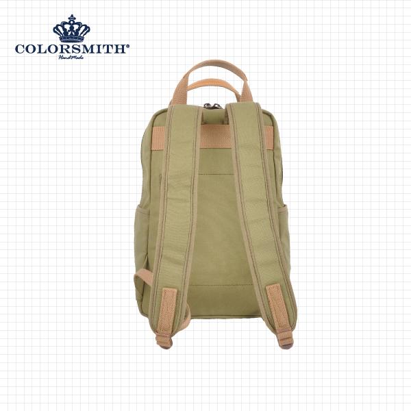 【COLORSMITH】CV. 手提兩用後背包.CV1391-GN-S