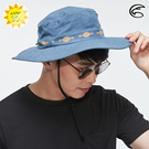 ADISI 抗UV透氣快乾大盤帽 AH2...