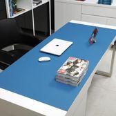 定制辦公桌墊商務電腦書桌墊寫字桌墊滑鼠墊超大台墊加厚新款多色快速出貨下殺89折