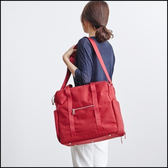 5天出貨★大容量單肩包衣物行李包收納袋★ifairies【53782】
